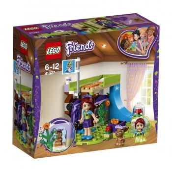 LEGO FRIENDS DORMITORIO MIA 41327