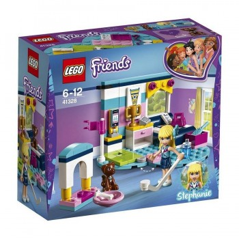 LEGO FRIENDS DORMITORIO STEPHANIE 41328
