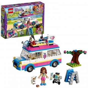 LEGO FRIENDS VEHICULO DE OPERACIONES OLIVIA REF-41333
