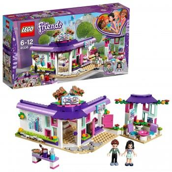 LEGO FRIENDS CAFE DEL ARTE DE ENMA REF-41336