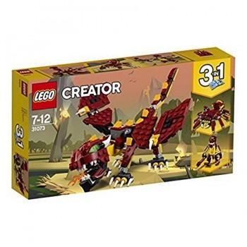 LEGO CREATOR CRIATURAS MITICAS 31073