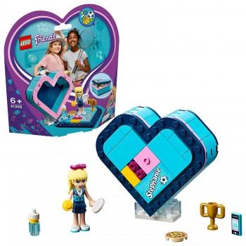 LEGO FRIENDS CAJA CORAZON DE STEPHANIE 41356