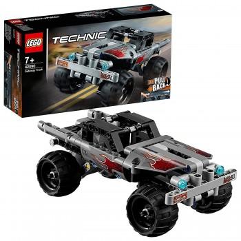LEGO TECHNIC CAMION DE HUIDA 42090