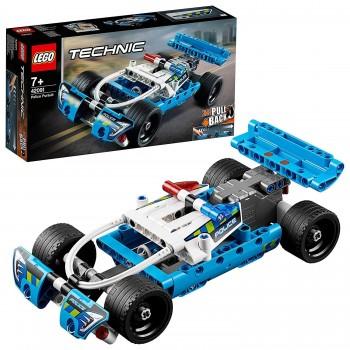 LEGO TECHNIC CAZADOR POLICIAL 42091