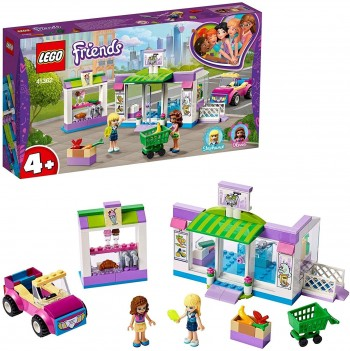 LEGO FRIENDS SUPERMERCADO DE HEARTLAKE 41362