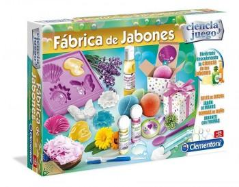 FABRICA DE JABONES CLEMENTONI