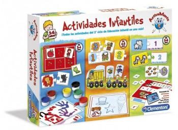 APRENDE ACTIVIDADES INFANTILES CLEMENTONI REF-65557