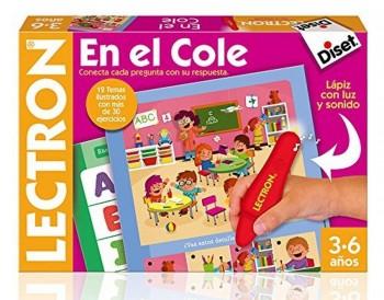 LECTRON EN EL COLE 3-6 AÑOS DISET