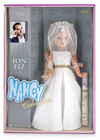 NANCY COLECCION NOVIA ION FIZ FAMOSA