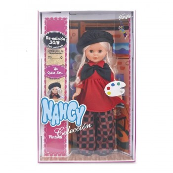 NANCY COLECCION PINTORA 2018 FAMOSA