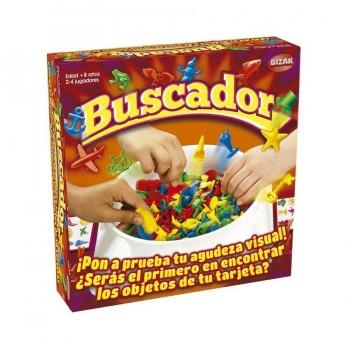 JUEGO BUSCADOR BIZAK
