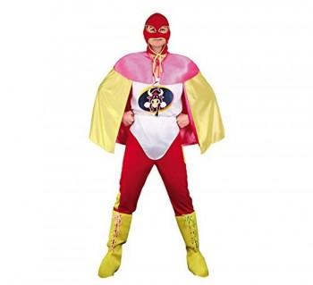 DISFRAZ SUPER HEROE SPANISH AD YY