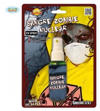 SPRAY SANGRE ZOMBIE NUCLEAR GUIRCA 15597