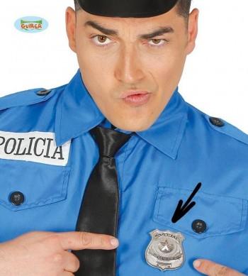 PLACA POLICIA GUIRCA