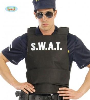 DISFRAZ CHALECO SWAT GUIRCA 16726