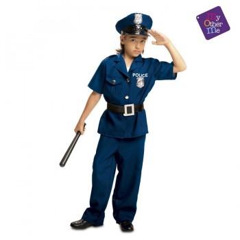 DISFRAZ POLICIA MOM