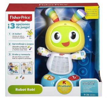 ROBOT ROBI 9-36 MESES
