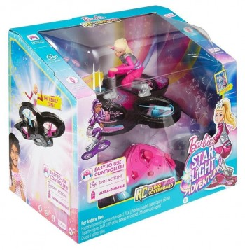 DRON STAR LIGHT BARBIE