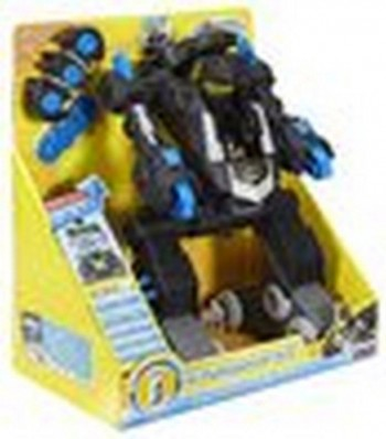 BAT-ROBOT TRANSFORM. R/C IMAGI